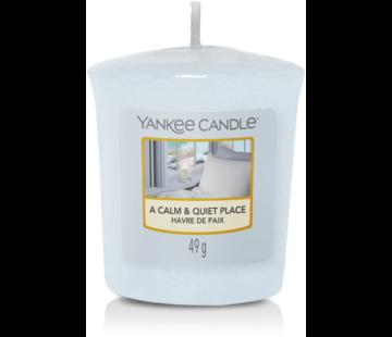 Yankee Candle A Calm & Quiet Place - Votive