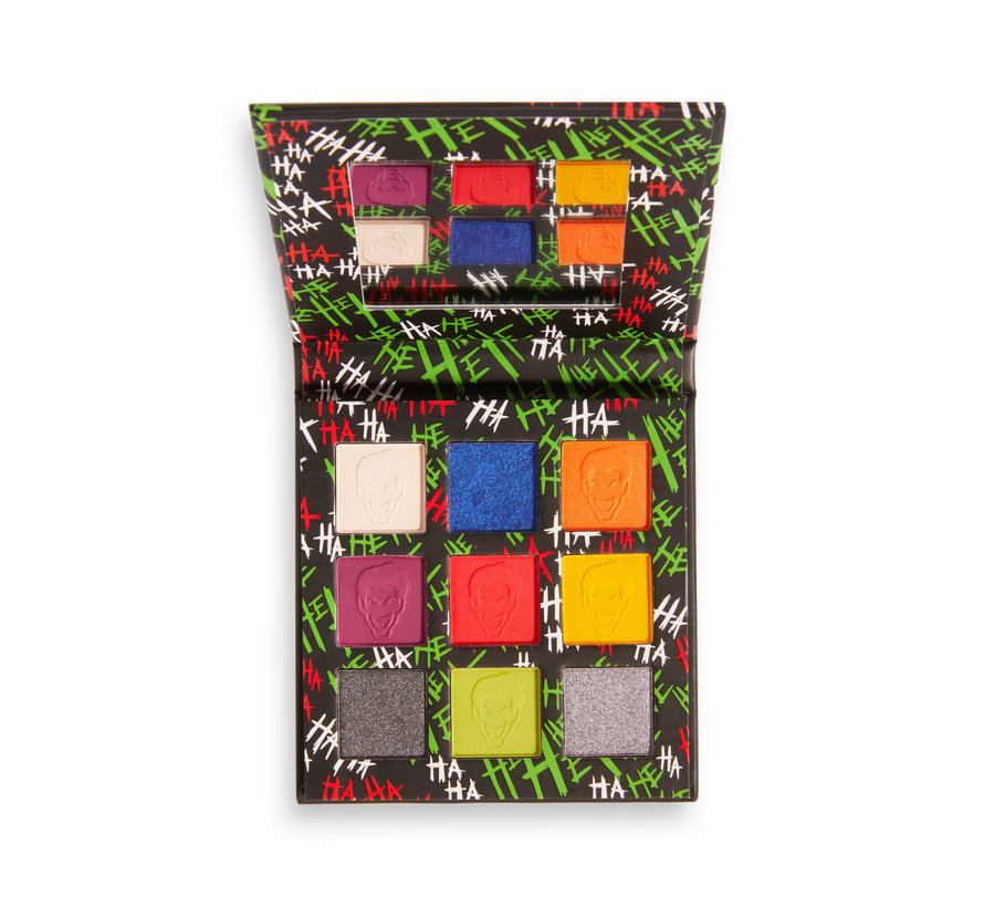 x The Joker™ - Why So Serious Palette