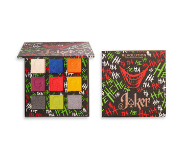 Makeup Revolution x The Joker™ - Why So Serious Palette