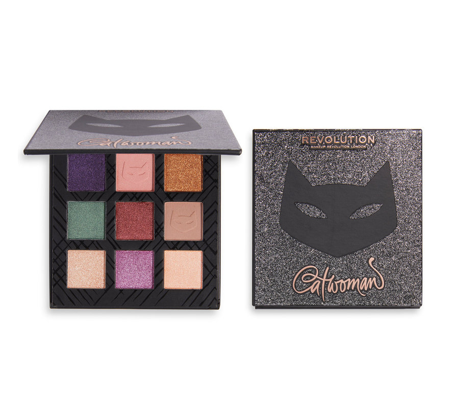x Catwoman™ - Jewel Thief Palette