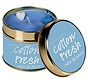 Tinned Candle - Cotton Fresh