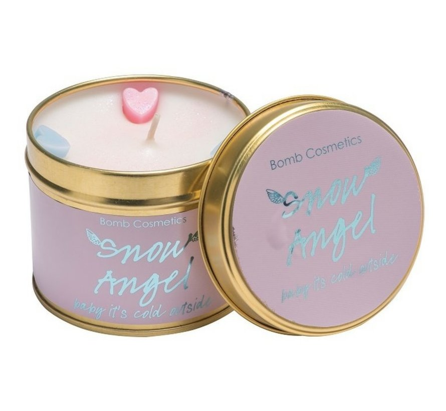 Tinned Candle - Snow Angel