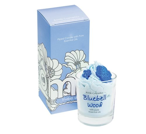 Bomb Cosmetics Whipped Candle - Bluebell Wood