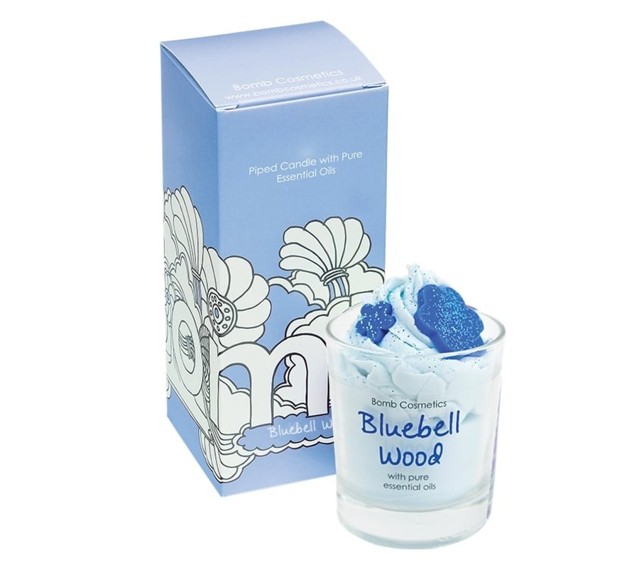 Whipped Candle - Bluebell Wood