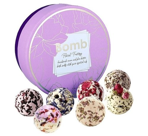 Bomb Cosmetics Floral Fantasy Creamer Gift Set