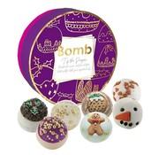 Bomb Cosmetics T'is the Season Creamer Gift Set
