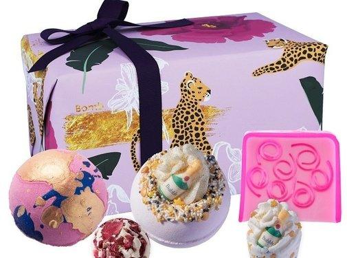 Bomb Cosmetics Wild At Heart Gift Set