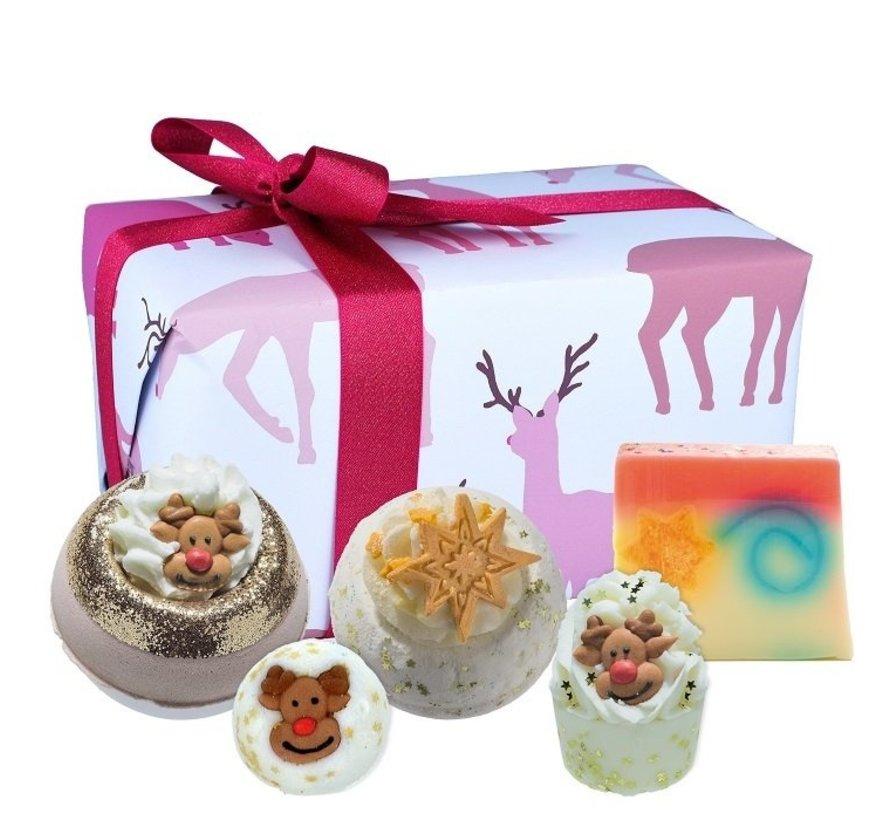 Rudolph Nose Best Gift Set