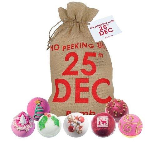 Bomb Cosmetics 25th December Gift Sack