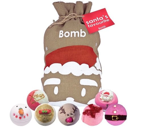 Bomb Cosmetics Santa's Favourite Gift Sack
