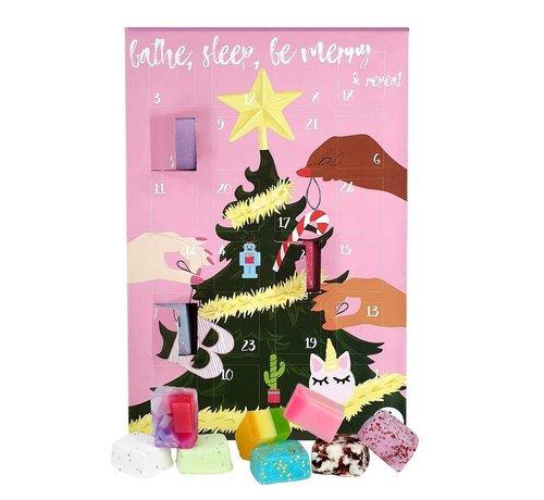 Bomb Cosmetics Bathe, Sleep, Be Merry & Repeat Advent Calendar
