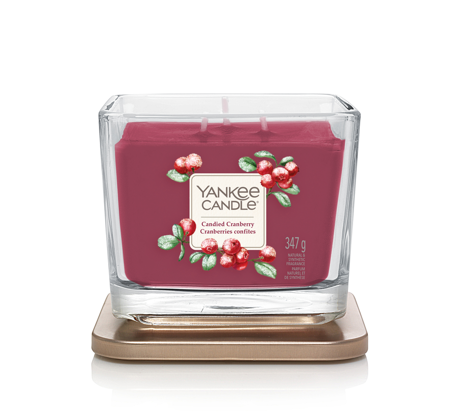 Candied Cranberry - Medium Vessel