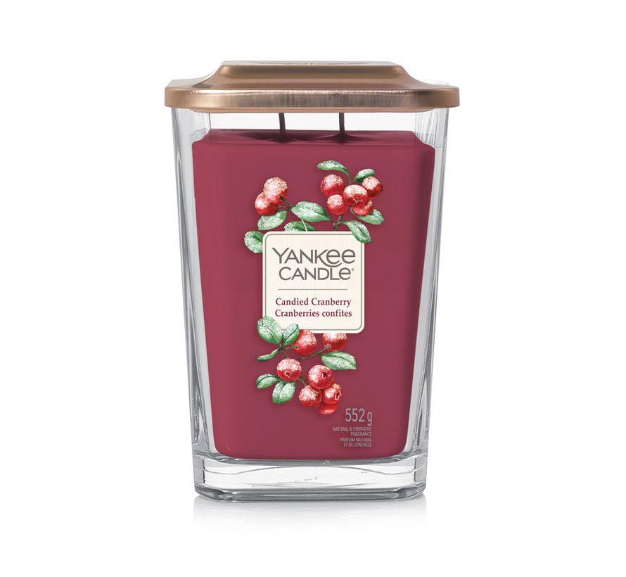 Candied Cranberry - Large Vessel