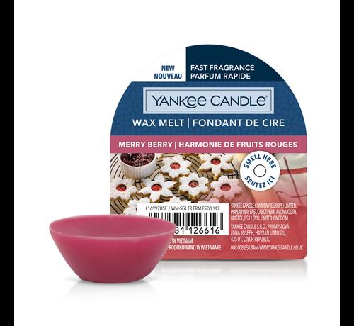 Yankee Candle Merry Berry - Tart
