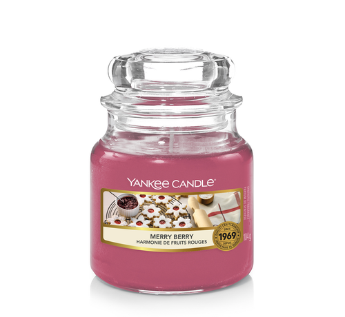 Yankee Candle Merry Berry - Small Jar
