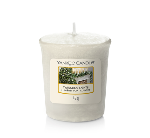 Yankee Candle Twinkling Lights - Votive