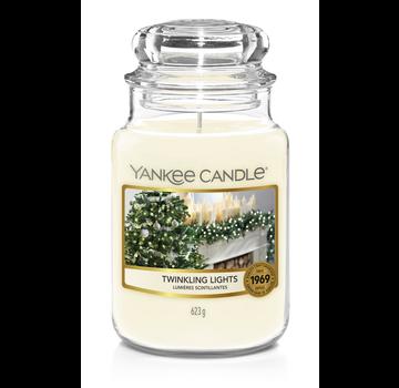 Yankee Candle Twinkling Lights - Large Jar