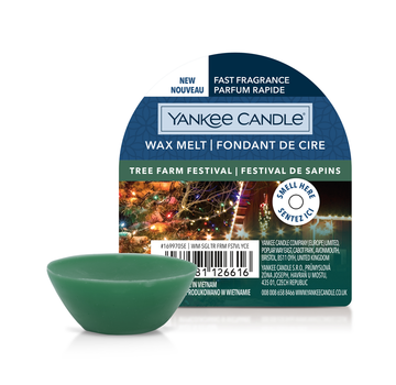 Yankee Candle Tree Farm Festival - Tart