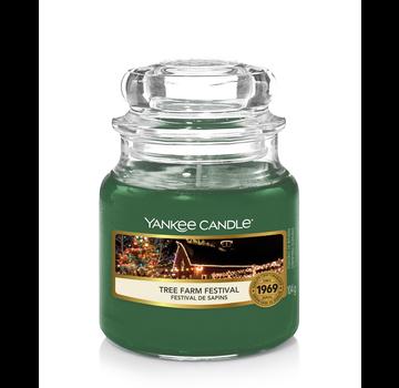 Yankee Candle Tree Farm Festival - Small Jar