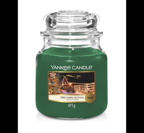 Yankee Candle Tree Farm Festival - Medium Jar