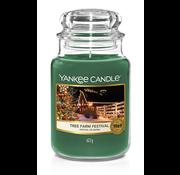 Yankee Candle Tree Farm Festival - Large Jar