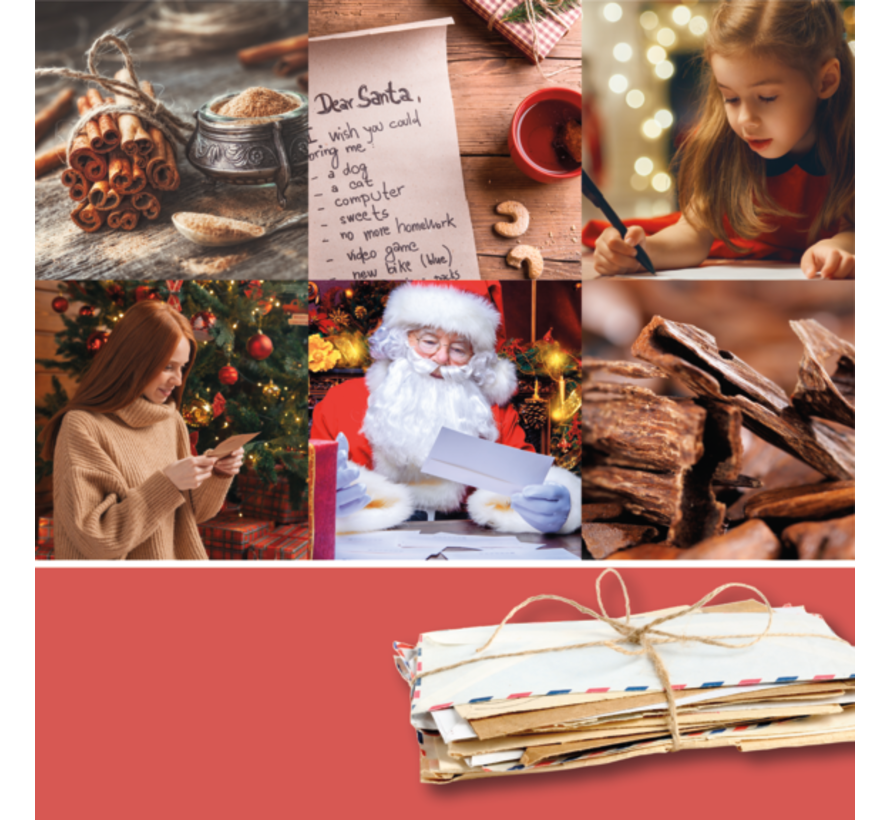 Letters To Santa - Votive