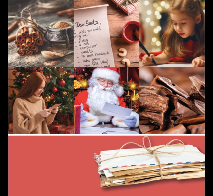 Letters To Santa - Medium Jar