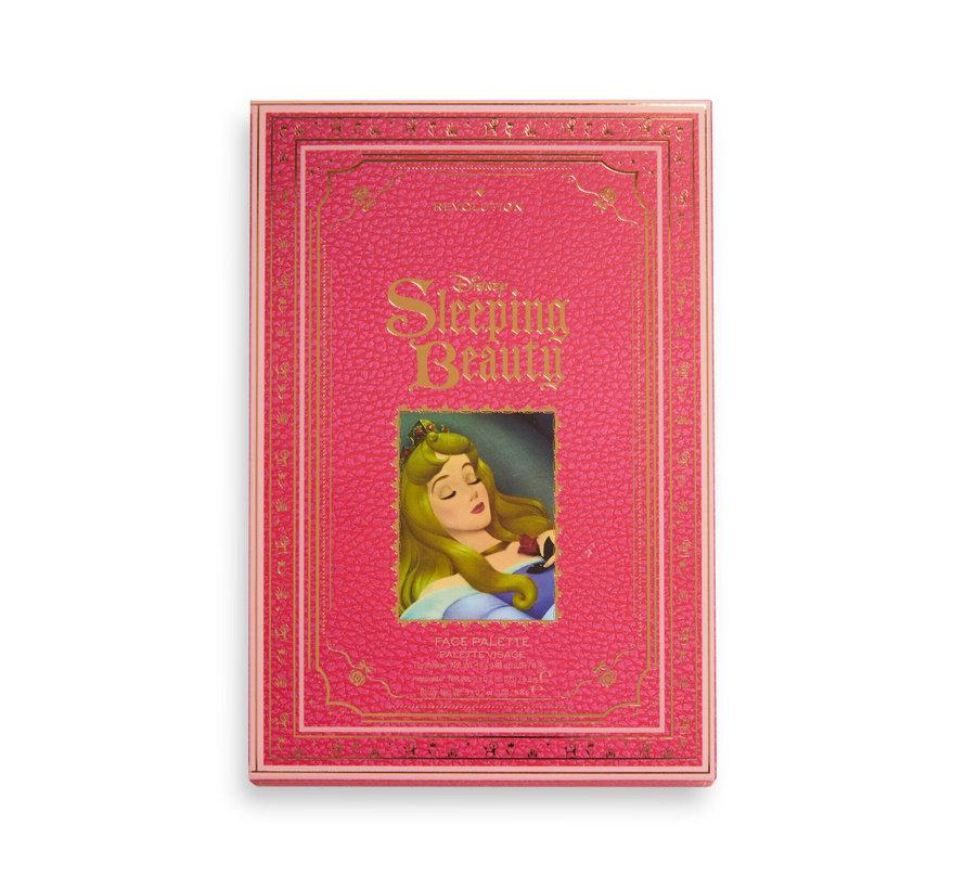 x Disney Fairytale Books - Sleeping Beauty Palette