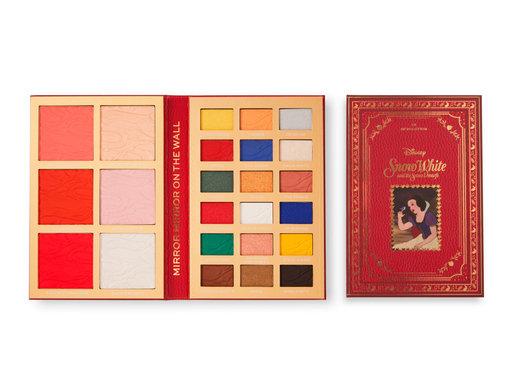 I Heart Revolution x Disney Fairytale Books - Snow White Palette