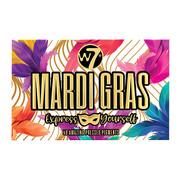 W7 Make-Up Mardi Gras Pressed Pigment Palette