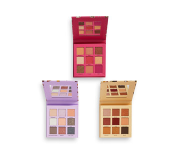 Makeup Revolution X Friends - The One With All The Thanks Giving's Eyeshadow Palette Set