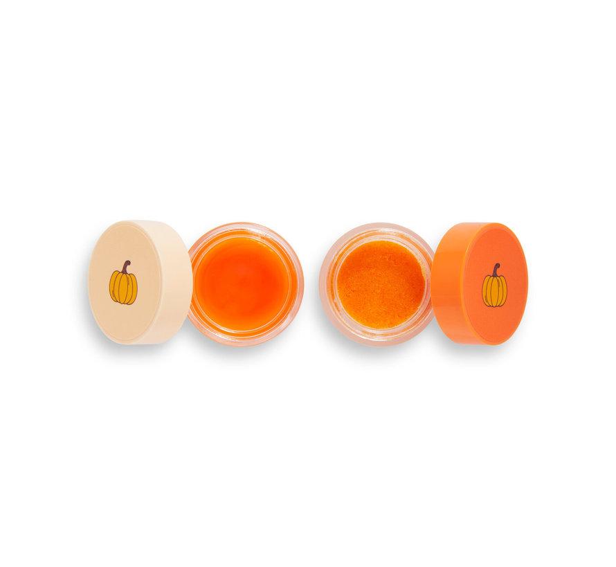 X Friends - Pumpkin Spice Lip Care Set