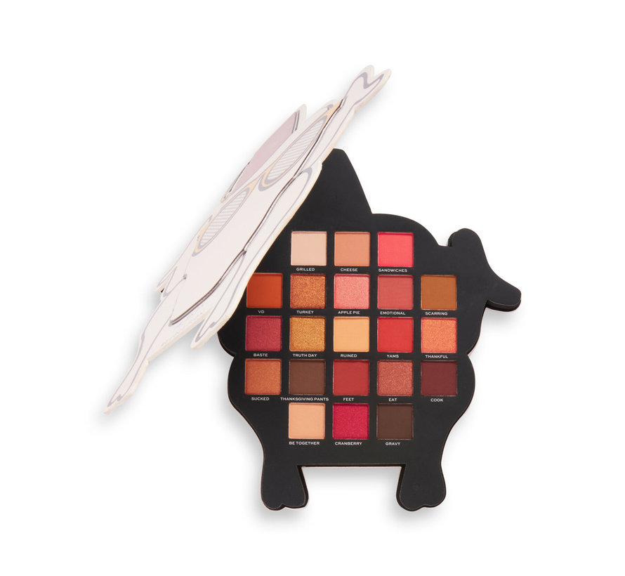 X Friends - You Love Me Eyeshadow Palette