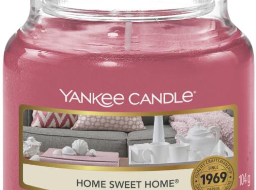Yankee Candle Home Sweet Home - Small Jar