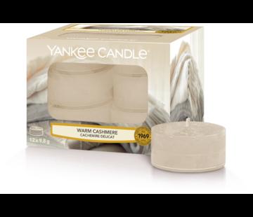 Yankee Candle Warm Cashmere - Tea Lights