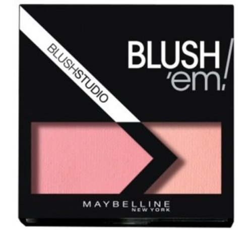 Maybelline Colorshow Blush'em - 1 I'm Glowy - Blusher
