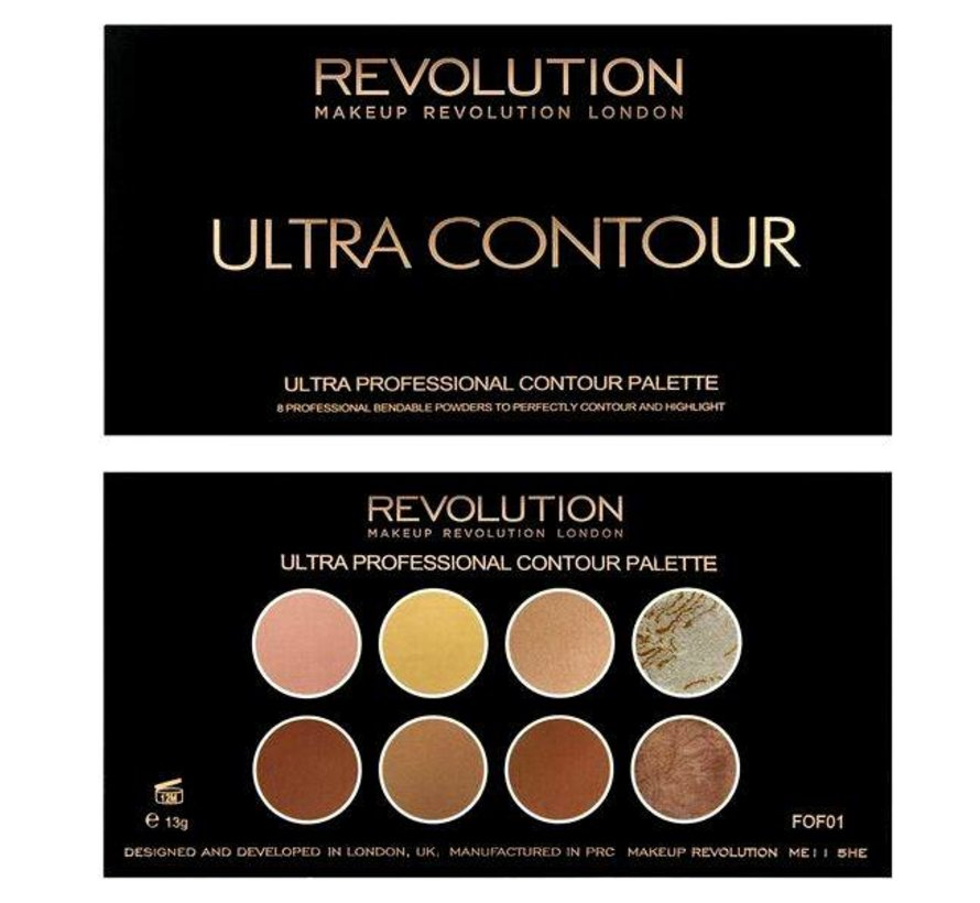 Ultra Contour Palette - Contourkit