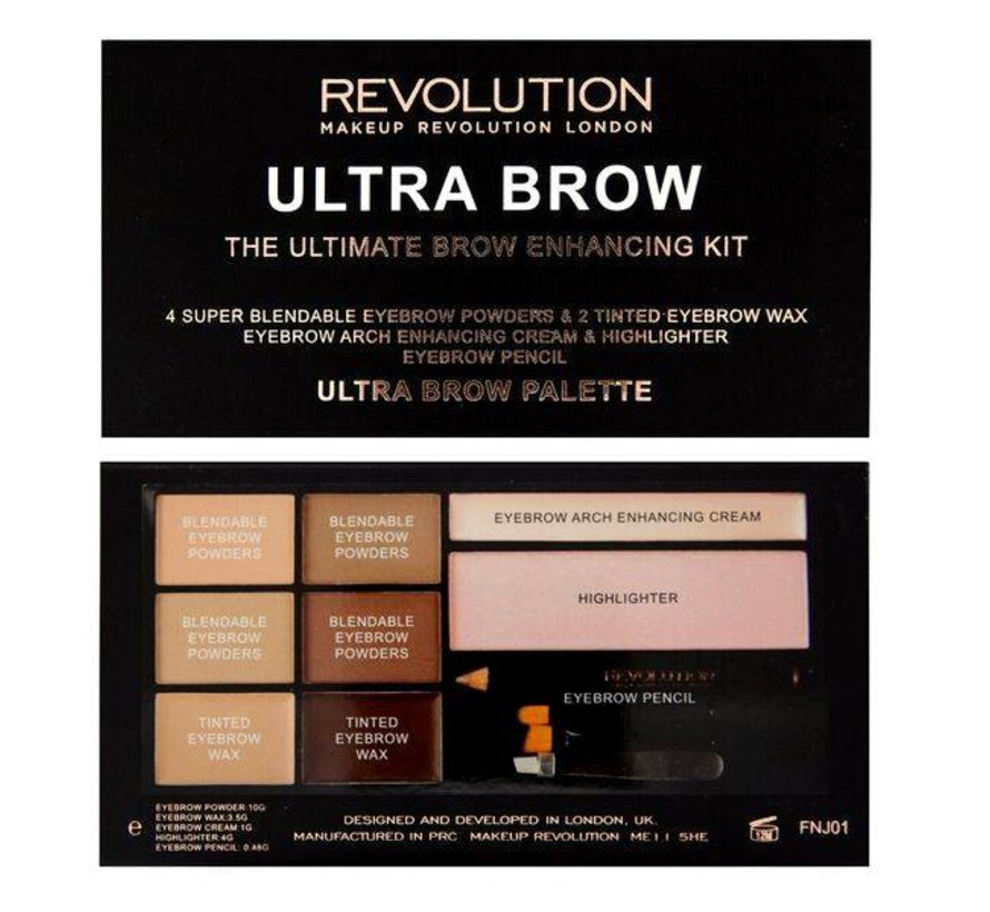 Ultra Brow - Fair to Medium