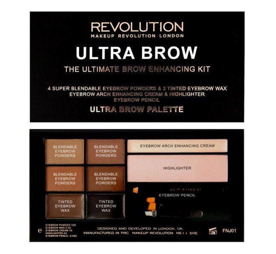 Ultra Brow - Medium to Dark