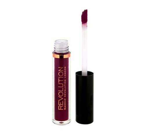Makeup Revolution Salvation Velvet Matte Lip Lacquer - Rebel - Lipgloss