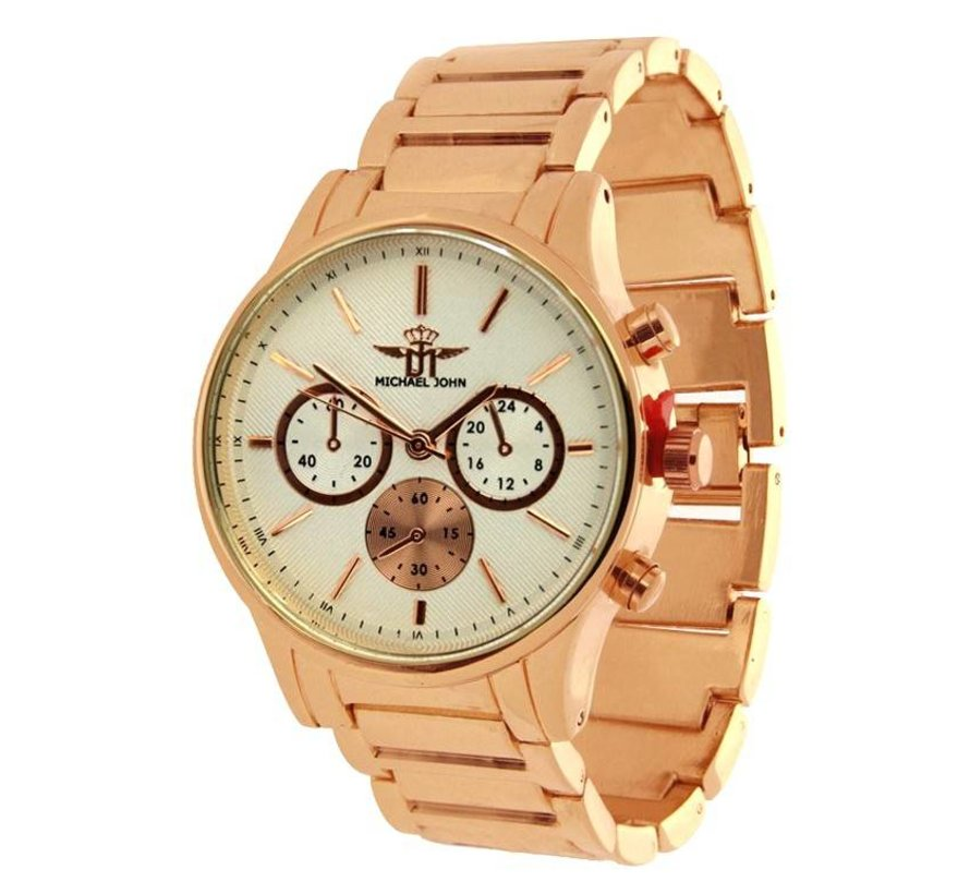 Michael John New York Rose - Horloge