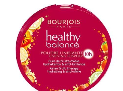 Bourjois Healthy Balance Powder - 56 Light Bronze