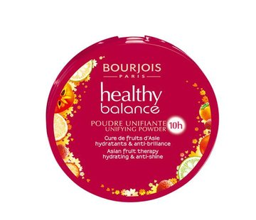 Bourjois Healthy Balance Powder - 52 Vanilla