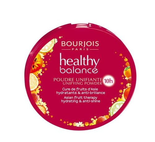 Bourjois Healthy Balance Powder - 52 Vanilla - Poeder