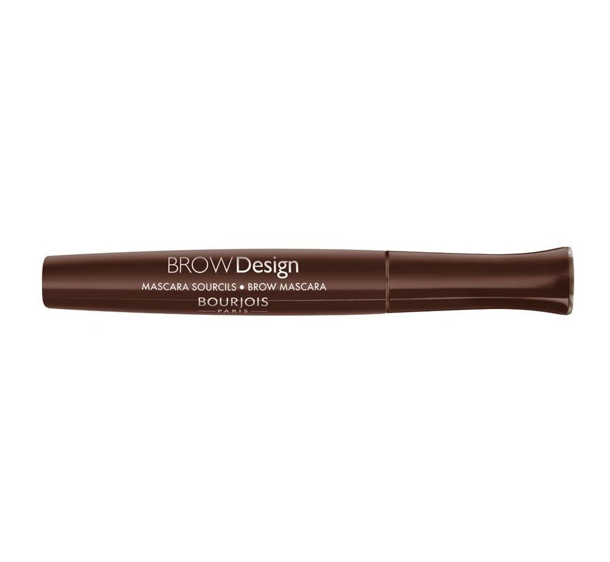 Brow Design - Chatain - Wenkbrauw Mascara