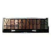 Technic Eye Shadow Palette - Mega Nudes