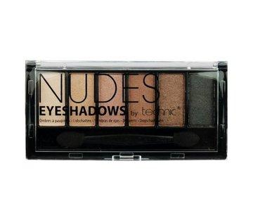 Technic Eye Shadow Palette - Nudes