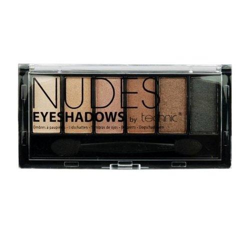Technic Eye Shadow Palette - Nudes - Oogschaduw