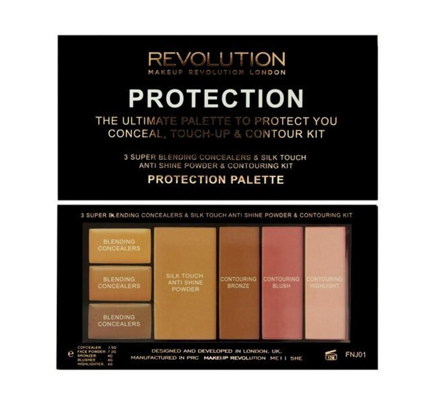 Protection Palette Medium/Dark