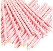 Papieren Rietjes - We Love Pink